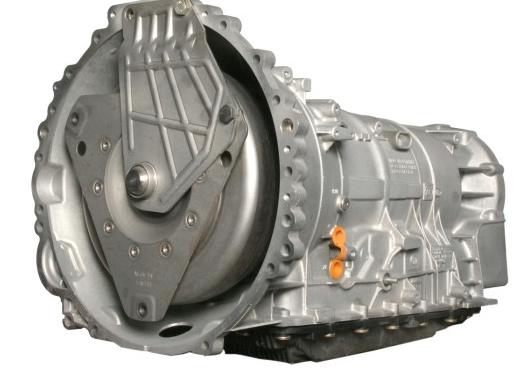 rebuilt parts transmission (image)